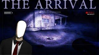 """Серч визжит как сучка в """"Slender - The Arrival"""""""