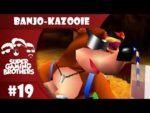 SGB Play: Banjo-Kazooie - Part 19 | Let's Get That Witch