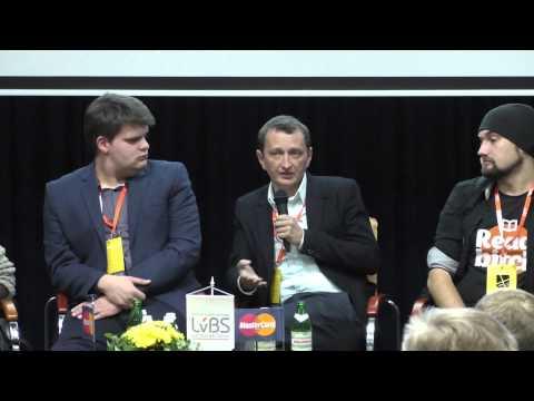 Lviv Smart City Day 2015. Панель Creative Hubs