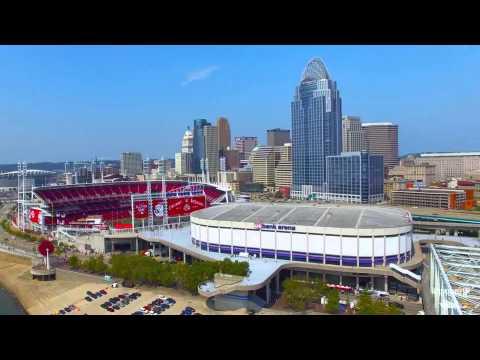 Papa Roach Arriving At U.S. Bank Arena In Cincinnati, OH