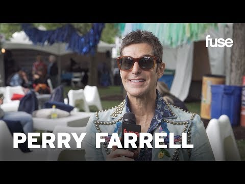 Perry Farrell Lists His Top 5 Lollapalooza Moments  Lollapalooza 2017