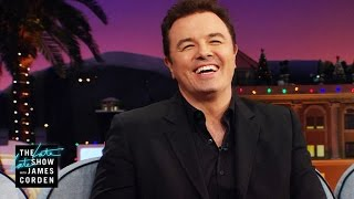 Seth MacFarlane Recalls Being Donald Trump