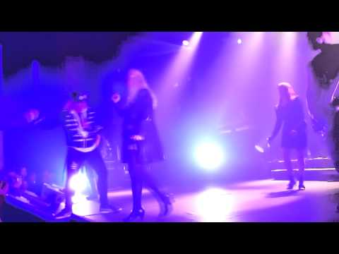 THERION - Land Of Canaan....the Rise Of Sodom - Bataclan @ Paris 01.10.2012