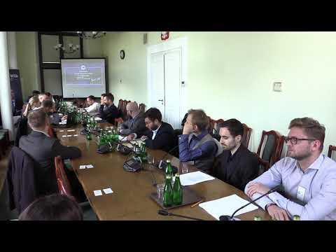 Posiedzenie Zespołu Parlamentarnego ds. Kryptowalut, Sejm RP, 4/10/2018