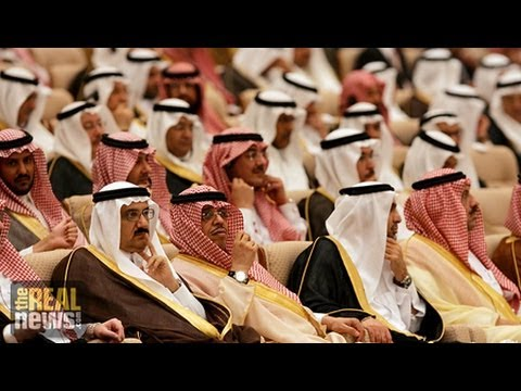 What are the Saudis Afraid Of? - Madawi Al-Rasheed (2/5)