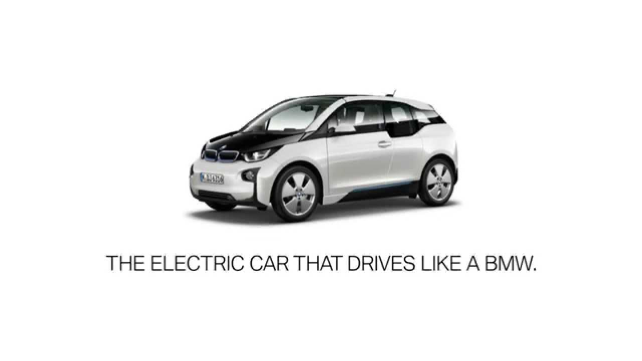 The Bmw I3 What Does Acceleration Feel Like Youtube