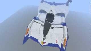 Minecraft-阿斯拉AKF-0 (ν-Asurada AKF-0)