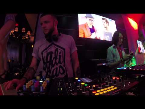 Dj Godunov | LIVE MIX | BOURBON LOUNGE BAR 18.04.15
