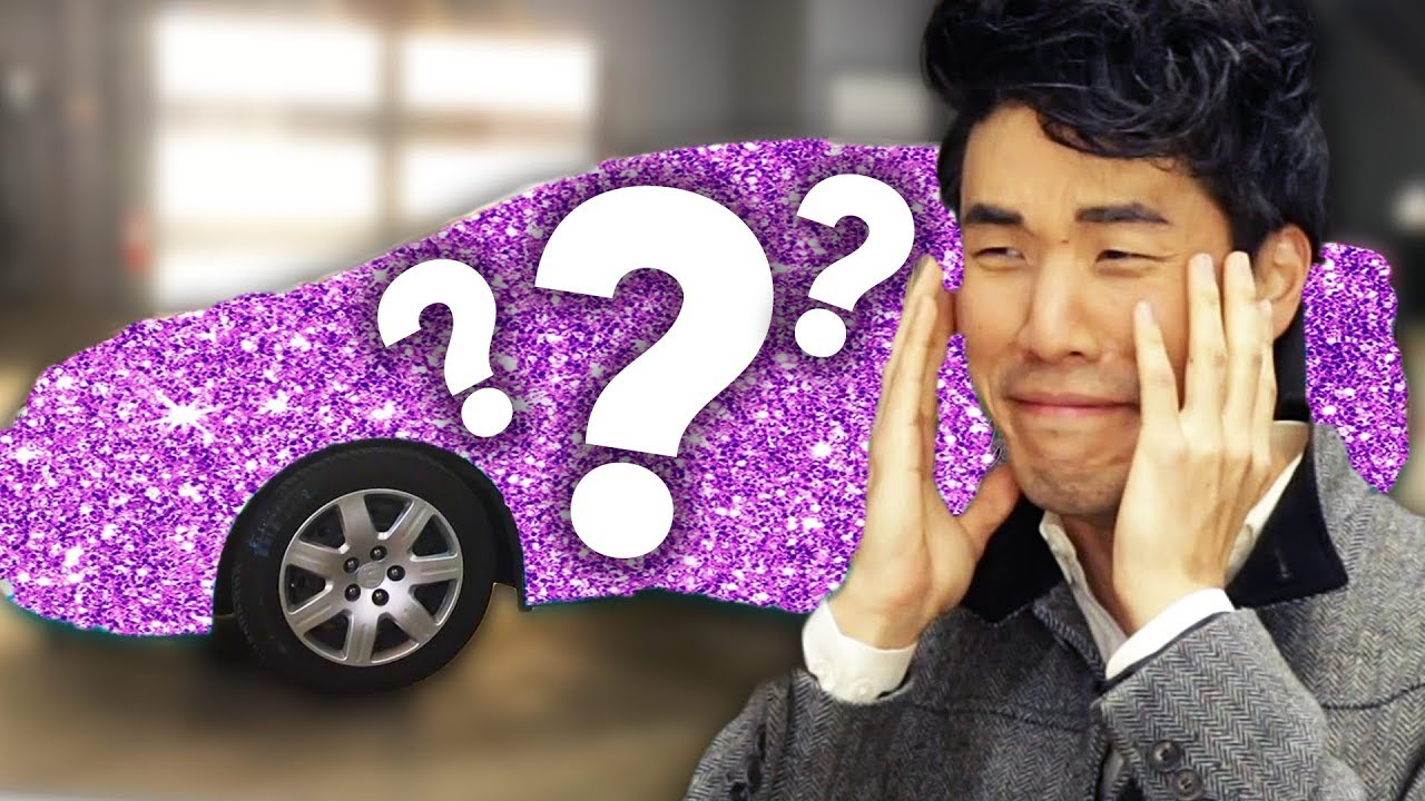 The Try Guys Surprise Eugene With His Nightmare Car image
