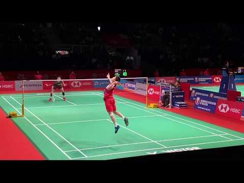 Kento Momota Defeats Huang Yuxiang: Insane Match Part 2 Malaysia Masters