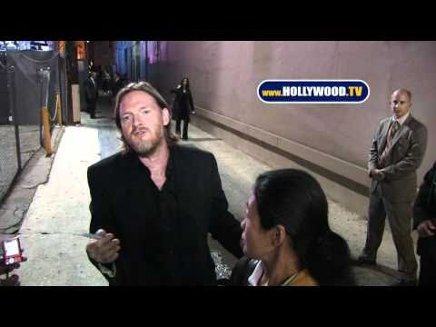 Donal Logue Signs Autographs At Jimmy Kimmel Live!