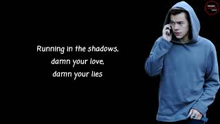 Harry Styles - The Chain  Fleetwood Mac Cover  Lyrics