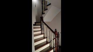 Хорошая лестница для хорошего дома. Лестница Крокус.