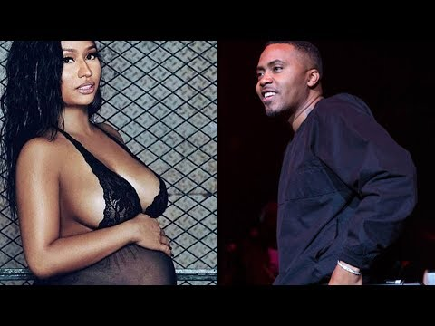 Nicki Minaj PREGNANT with Nas' Baby!!?