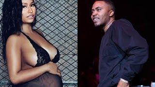 Nicki Minaj PREGNANT with Nas' Baby!!?