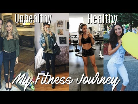 MY FITNESS JOURNEY | Being Under Weight | Vlog