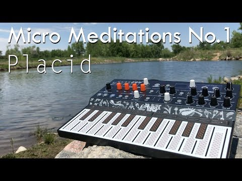 Micro Meditations No. 1: Placid - Arturia MicroFreak