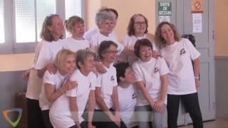 Stage de claquettes avec Fabien RUIZ au gymnase des Remparts d'Avallon (89) - Édition 2017