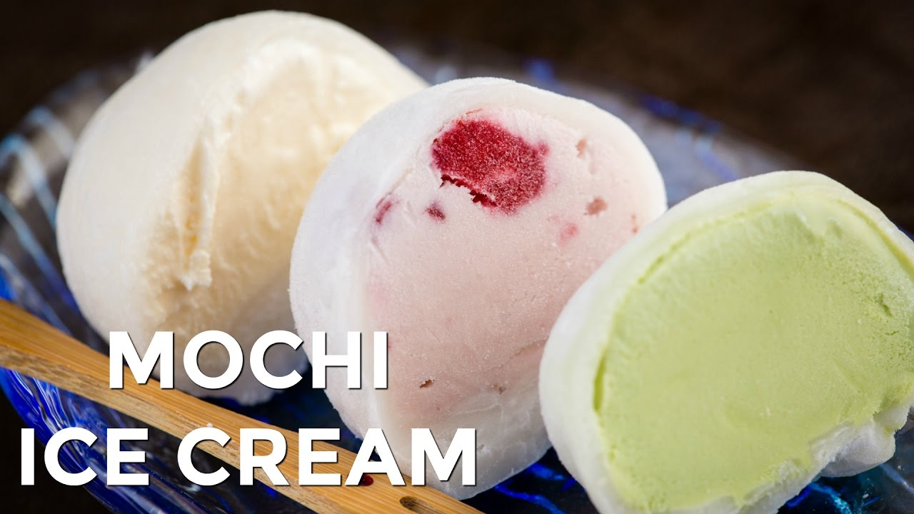 How To Make Mochi Ice Cream Recipe