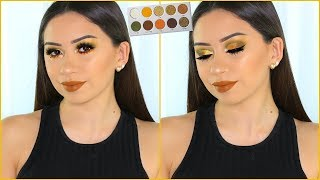 JACLYN HILL ARMED AND GORGEOUS PALETTE TUTORIAL