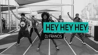 Zumba Warm up 2016- Hey Hey- Dj Francis choreo by Manolo Ramon
