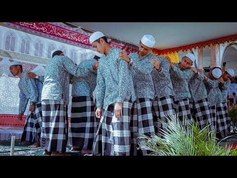 Irama Klasik Sholawat Marhaban Ya Nural Aini Lenggok Dayung Perahu Oleh Santri Ruhul Fata