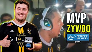 ZywOo MVP of IEM Beijing 2020 BEST MOMENTS