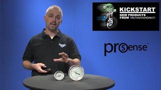 ProSense Bi-Metal Dial Thermometers KickStart