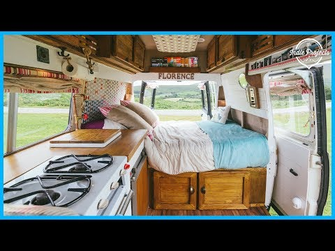 Amazing Budget Van Build Transformation in just 6 Weeks - Van Tour