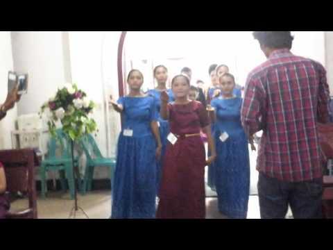 Wonderful day - Tari Prosesi pengiring pengantin
