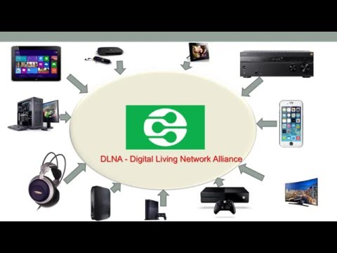 How to setup your NAS as a Media Streamer using DLNA