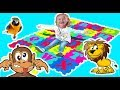 ABC SONG Zoo Song  Children's Phonics Song With a Funny Animal | Nursery Rhymes