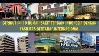 Suasana Rumah sakit St. Carolus Salemba Jakarta.