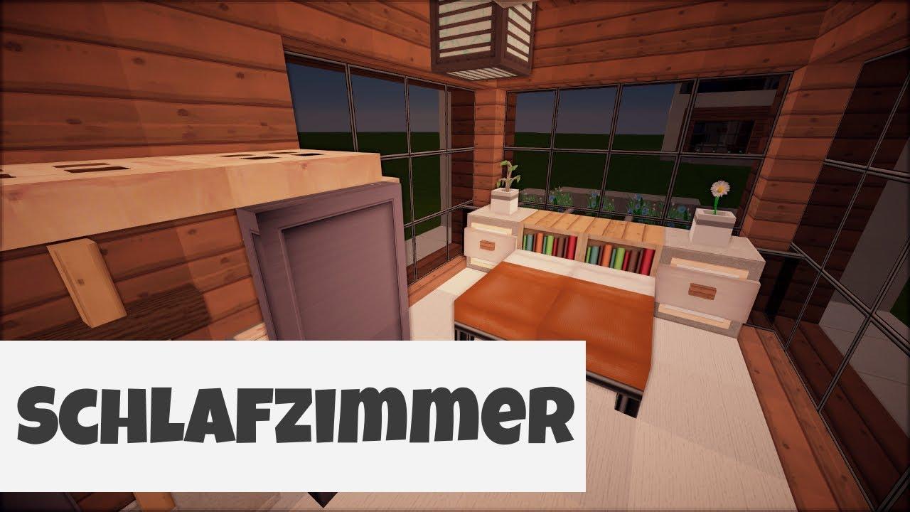 Minecraft haus 101 einrichten schlafzimmer folge 8 youtube - Minecraft schlafzimmer ...