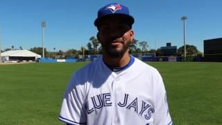 Glove Story: Devon Travis, 2B, Blue Jays