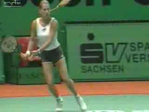 Anna kournikova why i did watch tennis - 3 part 4