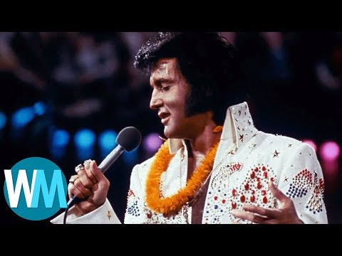 Another Top 10 Elvis Presley elvis presley
