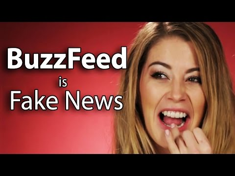 BuzzFeed Posting Fake News About Trump is Bullshit