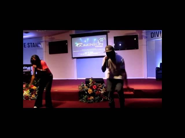 Recording Artist JLeeMusic & Rapper Eddie Mc