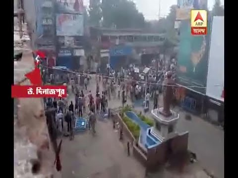 2 accused in rape of minors not arrested, chaos in Raiganj