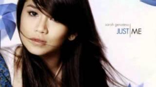 Dahil minahal mo ako - Sarah Geronimo (with Lyrics)