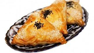 Самса. Узбекская кухня, рецепт Uzbek cuisine(Готовим сам у, узбекская кухня Получайте доходы на ютюбе, подавайте заявку по ссылке: http://join.air.io/olegonsem., 2015-04-24T11:22:16.000Z)