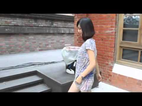 臺灣今天我最美:20歲學生泱泱(地點:臺北華山藝文特區) - YouTube