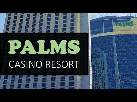 Walk Through Palms Casino Resort..2017