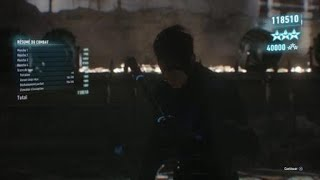 BATMAN™: ARKHAM KNIGHT the curtain fallls last character Nightwing