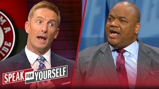 Jason Whitlock believes the CFB Playoff has ruined college football | CFB | SPEAK FOR YOURSELF
