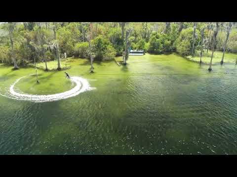 Jetsurf rental: Jetsurf Riding the Lake