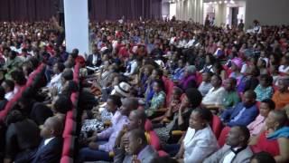 Pastor Alph LUKAU - Spiritual Covering