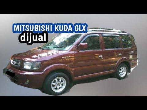 Mitsubishi Kuda Glx 2000 Dijual
