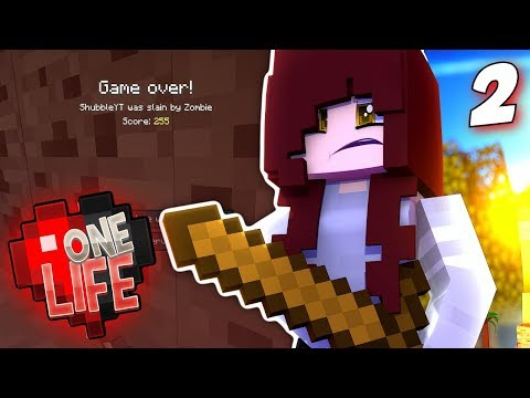 I ALREADY DIED!? | One Life SMP 2.2